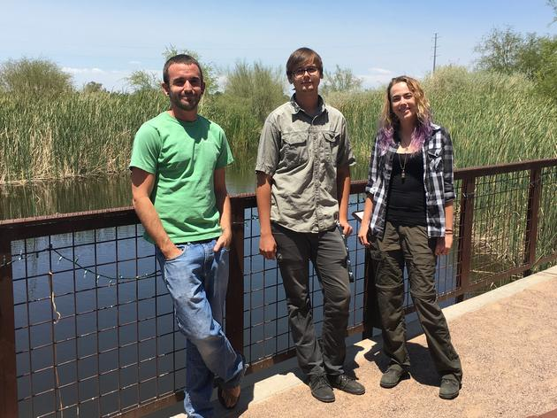 Audubon Arizona Partners with APS Foundation to Introduce Valley Students to Career Paths in Conservation