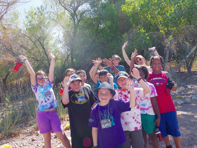 Audubon Adventures Summer Camp