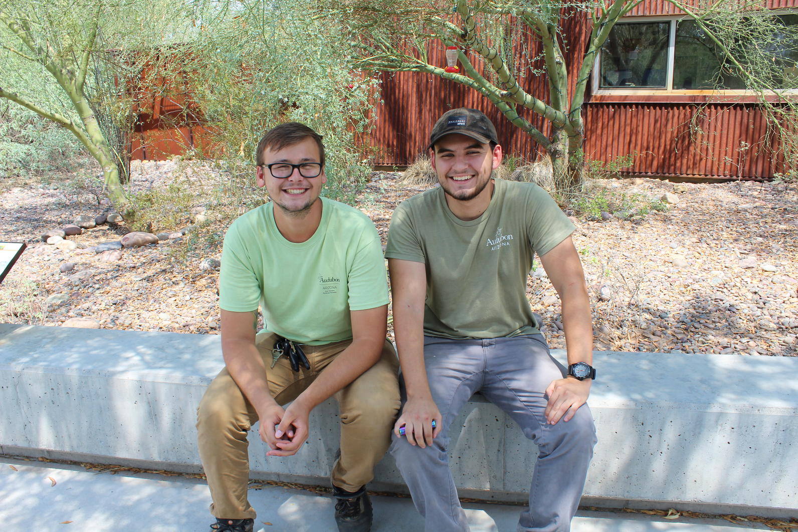 Dan Hite and River Pathways intern turned Mackenzie Fellow, Michael Montano, will both be leading River Pathways trips this Fall.  From the students they work with, we'll recruit next year's field crew.